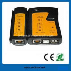 Testador de cabo de LAN/Rede (ST-TC468USB) com alta qualidade