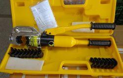 Pince à sertir hydraulique pour le sertissage de la gamme 50~400mm2
