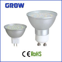 Faible consommation d'aluminium 5050SMD LED spotlight (GR612D)