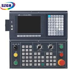Kostengünstig mit SPS ATC-Funktion für Fräsmaschine 4 Achse CNC Fräsen Controller Raum USB Programmierung Speicher Gestänge-Einheit Flamme