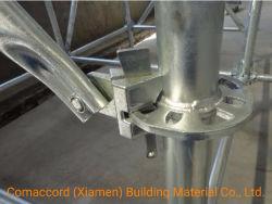 Bucht-Klammern für Ringlock Systems-Baugerüst