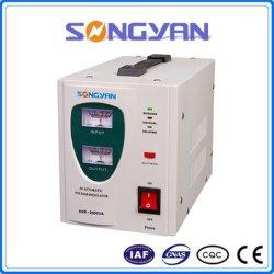 Estabilizador automático de tensão 5kVA diferentes a função de protecção do estabilizador de energia