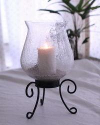 O furacão suporte para velas
