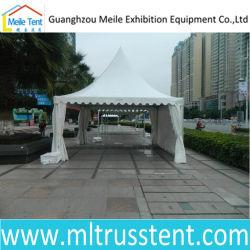 5X5m Sunproof Belüftung-Segeltuch-Aluminiumrahmen Pormotion Sun Schutz