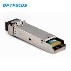 Kiest de Optische Zendontvanger 1.25g van de vezel Wijze 20km SFP uit Module