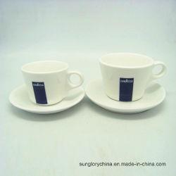 Reforçar os copos de chá de cerâmica de porcelana Caneca de porcelana