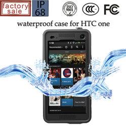 HTC1-M7のための高品質のWaterproofの土Proof Shockproof Durable Case