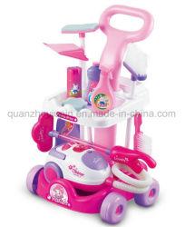 OEM Plastic Play House Reinigungswerkzeuge Für Staubsauger Toy