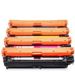 Compatibele Toners van Ce270A 271A 272A 273A voor Toner van de Printer Cp5525 van PK LaserJet Patroon