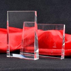 De Prijs van het Glas van de Trofee van de Plaque van de Toekenning van het kristal