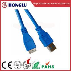 La Chine a fait à mini USB durables suis Bm câbles