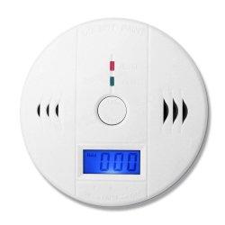 De binnenlandse Batterij stelde de Elektrochemische Detector van het Alarm van de Koolmonoxide van Co In werking