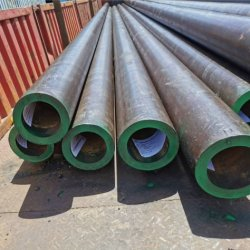 MS CS Seamless Pipe Tube Price API 5L ASTM A106 Naadloze koolstofstalen pijp