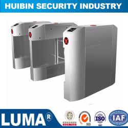 A Segurança do Sistema de Controle Accese Borboleta óptico da porta de barreira & Catraca