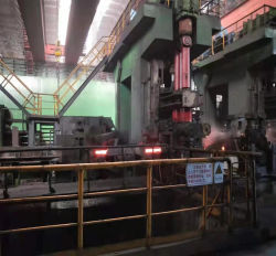 Gadget 2020 Barra de hierro laminado en caliente de acero/deformaciones Rebar Laminadora de línea de producción de carbono maquinaria para la varilla de soldadura