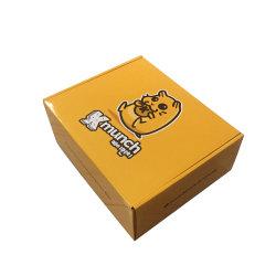 Exterior de la pequeña caja de papel de embalaje de cartón corrugado cajas