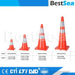 [غود قوليتي] بالجملة برتقاليّ يتدفّق حقيرة [بفك] بلاستيكيّة حركة مرور مخروط لأنّ أمان