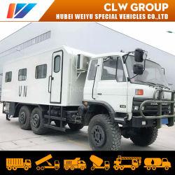 China 6X6 Bus camión del ejército Dongfeng militar