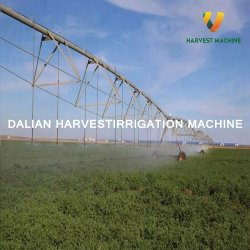 高性能の最も低い中心のピボット潅漑は大きい農場のために要した