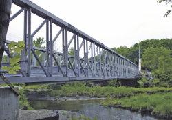 Laminés à chaud en acier soudé H Structure de la section faisceau pour la construction de ponts