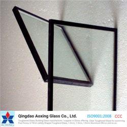 Fenêtre de gros mur de verre réfléchissant de Bronze à la lumière bleue