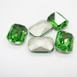 Joyas Fancy suelta perlas de vidrio para la fabricación de joyas de cristal