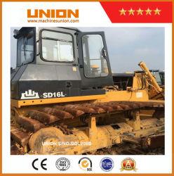 Usado Shantui Bulldozer Trator de Esteiras 160SD HP16 Buldozer em segunda mão