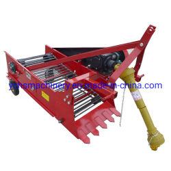 農業機械Bomrのトラクターのための1台の列のポテト収穫機