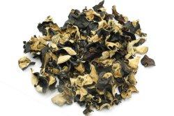 Séché champignon noir
