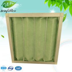 G4 de fibra sintética del sistema de ventilación Panel Pre Filtro de aluminio