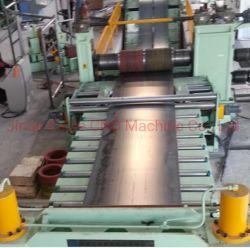 Taglio e taglio d'acciaio di alluminio della macchina della bobina alla riga di lunghezza