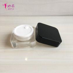 30g Quadrada boião de creme de Embalagem Cosméticos Embalagem de cuidados com a pele