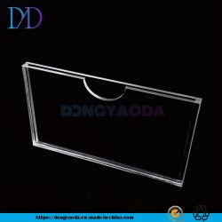 Custom прозрачным акриловым слот для карт памяти, видеокарта, акриловый дисплей карты
