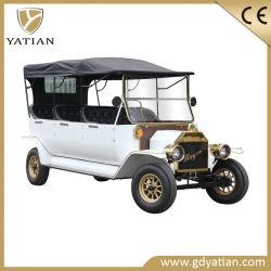 Qualité supérieure de 5 kw véhicule électrique classique voiturette de golf