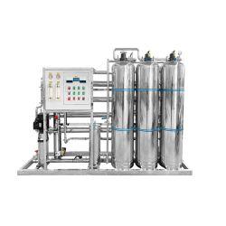 1t/2t/3t/5t fabrieksprijs Hoge terugwinning Staal Materiaal omgekeerde osmose Pure RO-waterbehandelingsmachine voor het zuiveringssysteem voor waterfilters