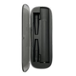 Custodia di ricarica per e-Cigarette Pod 1200 mAh 2.1 a universale compatibile con Vape Caricatore di penne Mini Power Bank Vape