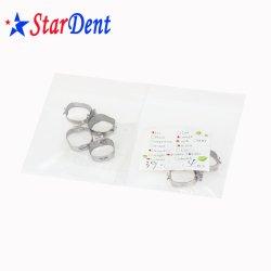 [هيغقوليتي] من نطاق أسنانيّة لتقويم الأسنان مع أنابيب