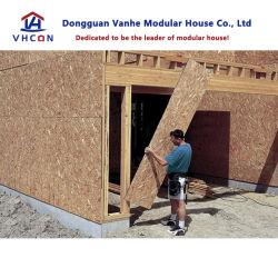 중국 가격 프로모션 18mm 크기 품질 방수 합판 OSB 지향 건축 및 지붕을 위한 스트랜드 보드