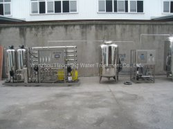 Hospital RO y sistema de tratamiento de agua ultrapura EDI 500L/H-10000L/H