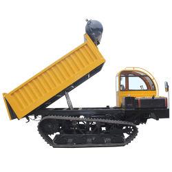 Дико используется высокая нагрузка Mini Dumper 5-тонных гидравлических Dumper