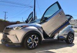 Kit automatico del portello di Lambo per Toyota Chr