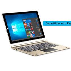 Модель 10дюйма N3350 Tablet PC Windows 12дюйма 1920*1200 IPS Quad Core планшетные ПК