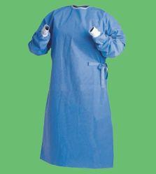 Chirurgische handgom Operating Coat Disposable Isolation Garment