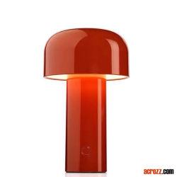 Bateria LED de carregador China Flos Flellhop candeeiro de mesa colorido carregador Flos Luzes da mesa