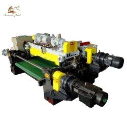 آلة تقشير من الخشب الليفي / آلة تقشير من الخشب تعمل بخشب الرقائقي من لايني القشرة الزينية لاهي