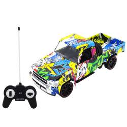1:10 Graffiti vehículos 4channel Control Remoto coche R/C Auto juguete (10303527)