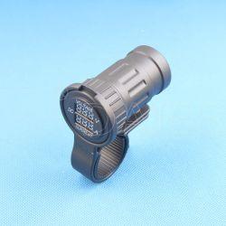 Водонепроницаемый стороны стентов на одно отверстие цифровой вольтметр переменного тока и Разъем амперметра