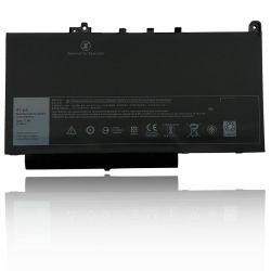 بطارية كمبيوتر محمول بديلة 7cjrc للطراز Latitude E7470 E7270 21X25 من Dell