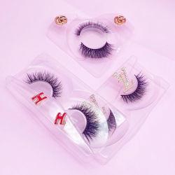 3D Mink Eyelashes 100% Mink Fur Eyelashes con Joyería