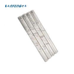 가정 훈장을%s 최신 판매 고품질 60cmx10m PVC 자동 접착 대리석 벽지